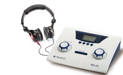 MAICO screening audiometers